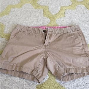 dark Khaki shorts for women